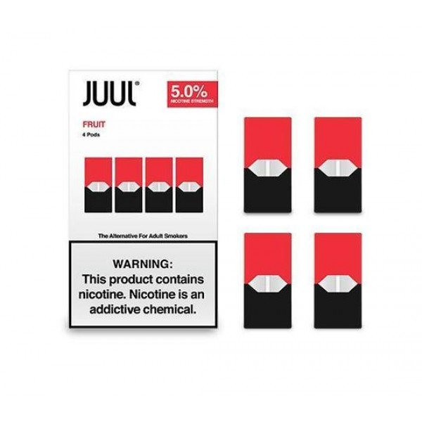 Fruit Medley JUUL Pods (3% And 5%)