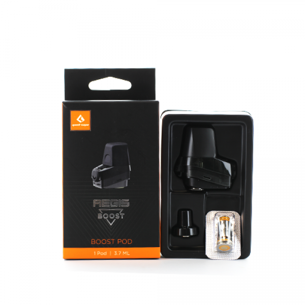 Aegis Boost Pod (1pc COIL INCLUDED) – Geekvape